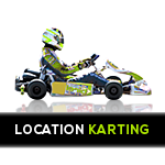 Session de karting 10 minutes